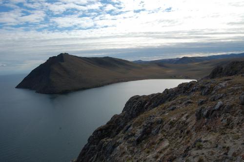 Бухта Ая. Озеро Байкал.